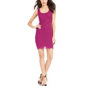🎀NWT🎀 Guess Maria Scalloped Fringe Dress